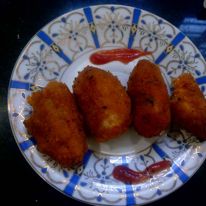 Photo of POTATO nuggets by Rashmi SudhiMurthy at BetterButter