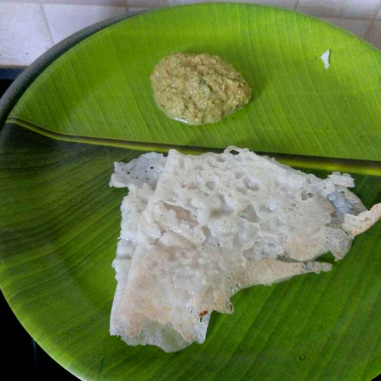 Photo of Tender Coconut dosa by Rashmi SudhiMurthy at BetterButter