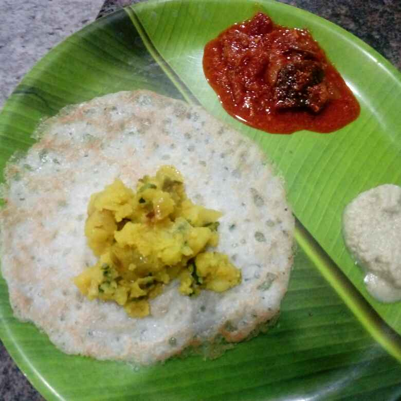 Photo of Kodo millet dosa by Rashmi SudhiMurthy at BetterButter