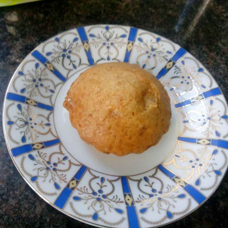 How to make Eggless cup cakes