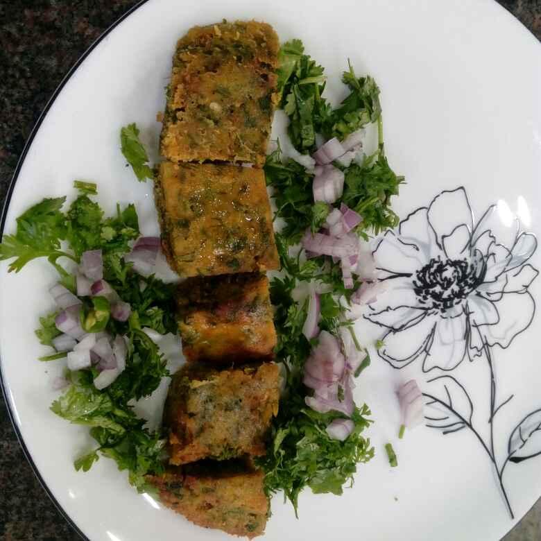 How to make Kothmir wadi