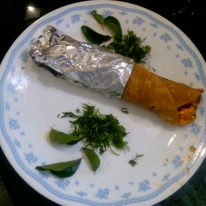 Photo of Paneer frankie by Rashmi SudhiMurthy at BetterButter