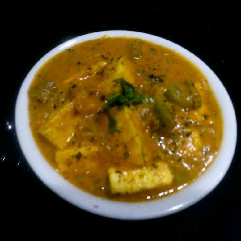 Photo of Paneer capsicum masala by Rashmi SudhiMurthy at BetterButter