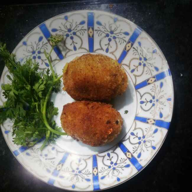 Photo of Flattened rice cutlet by Rashmi SudhiMurthy at BetterButter