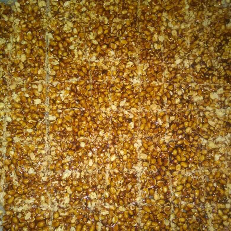 Photo of Peanut jaggery chikki by Ravikumari Ardhani at BetterButter