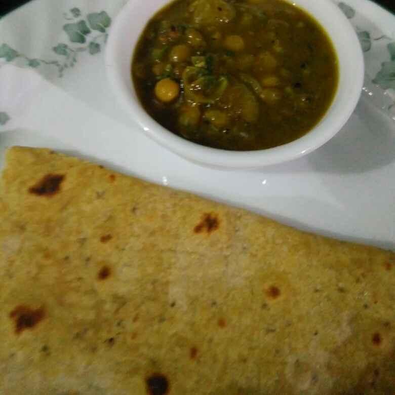 How to make Makai Ajwain ki Roti