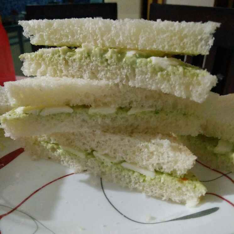 How to make Party sandwiches