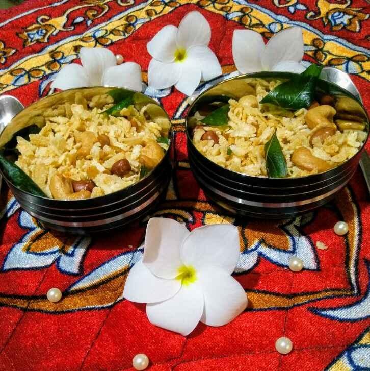 How to make Poha chivda