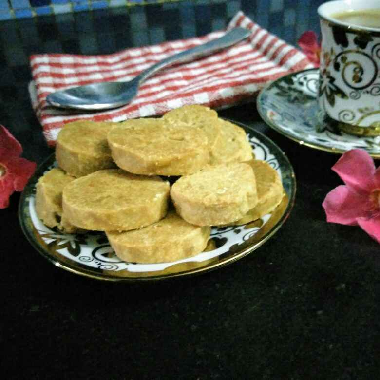 Photo of 3 ingredient Honey cookies by Reena Andavarapu at BetterButter