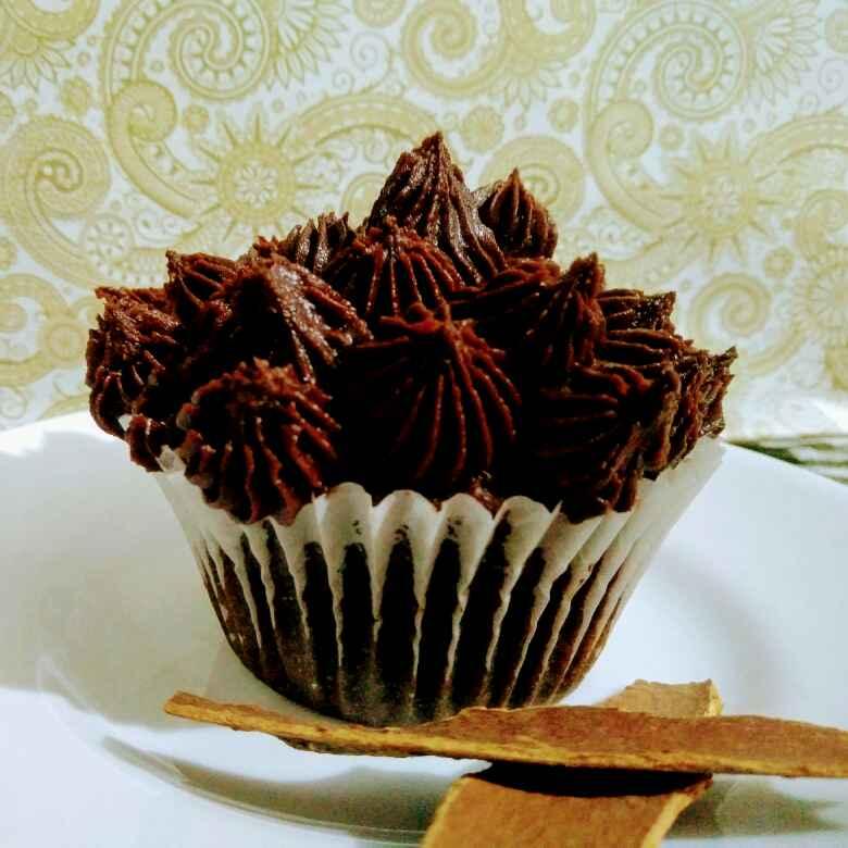 How to make Cinnamon coffee muffins(eggless)