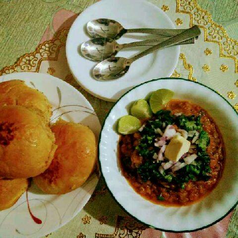 How to make Pav Bhaji
