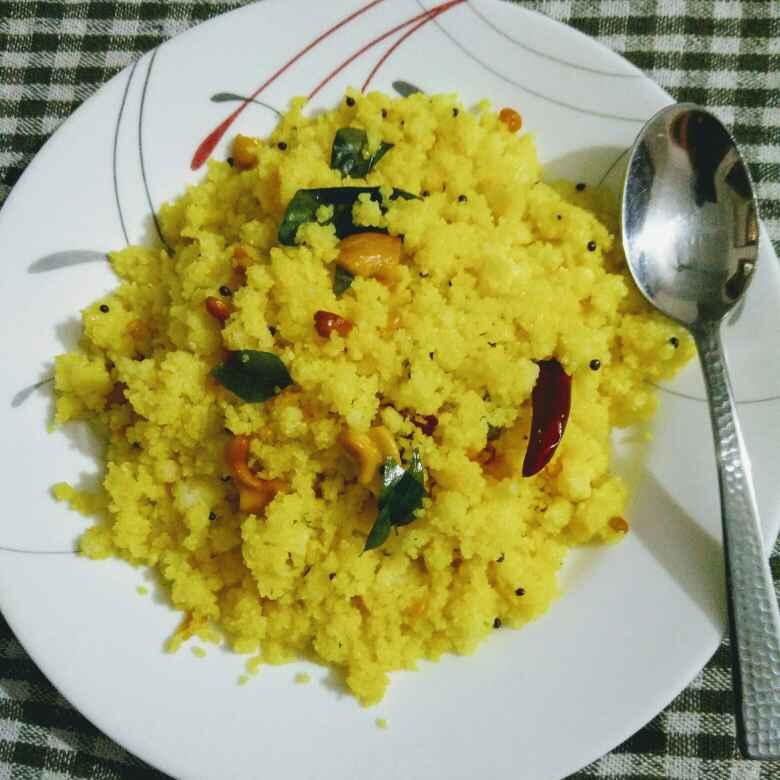 Photo of Rice Rava Pulihora by Reena Andavarapu at BetterButter