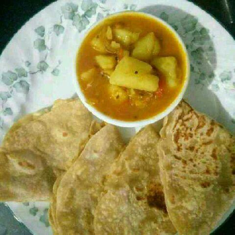 How to make Aloo tamatar ki sabzi