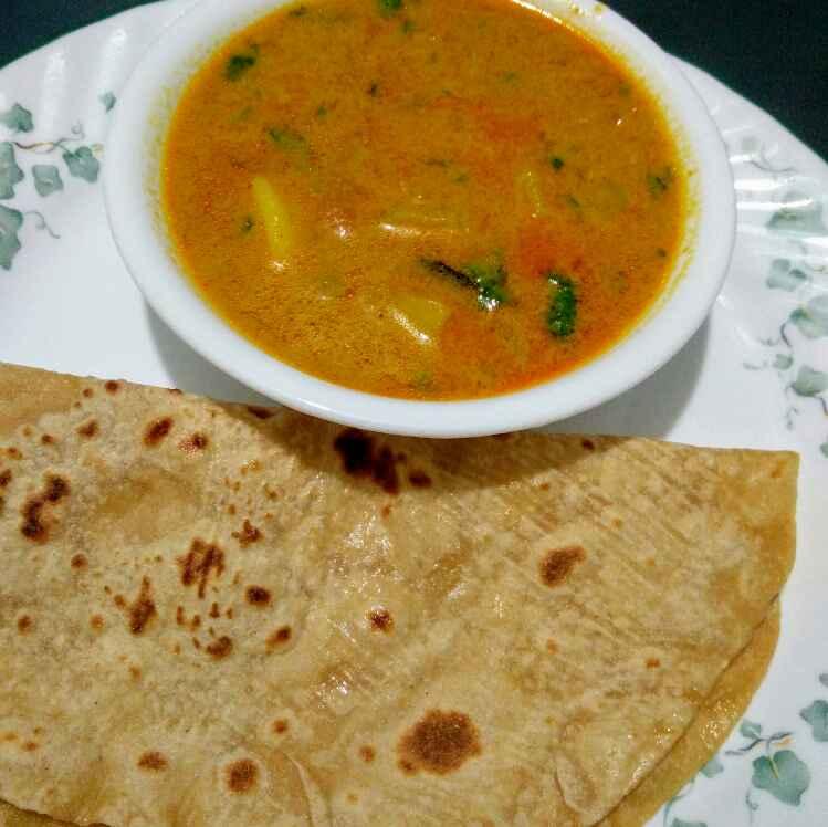 Photo of Potatoe kurma by Reena Andavarapu at BetterButter