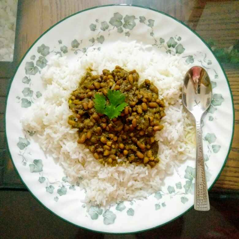 Photo of Palak lobia curry by Reena Andavarapu at BetterButter
