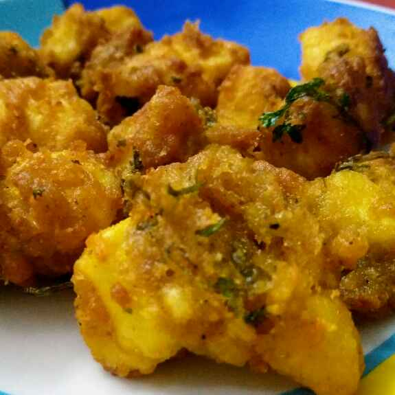 Photo of Paneer fritters by Reena Andavarapu at BetterButter