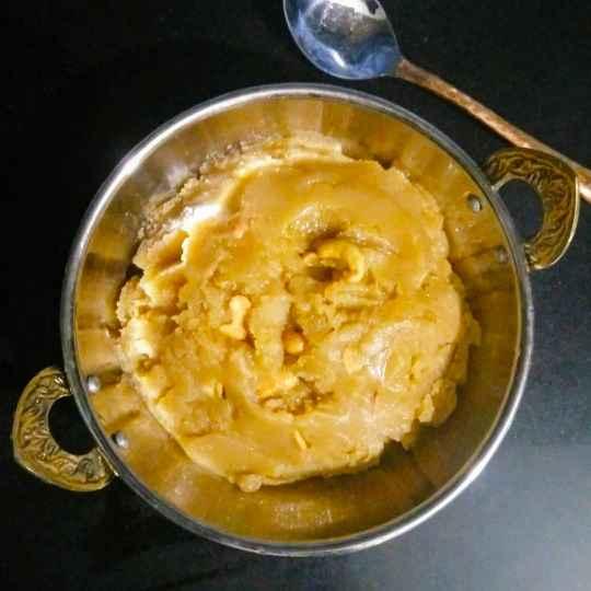 Photo of Wheat flour halwa by Reena Andavarapu at BetterButter