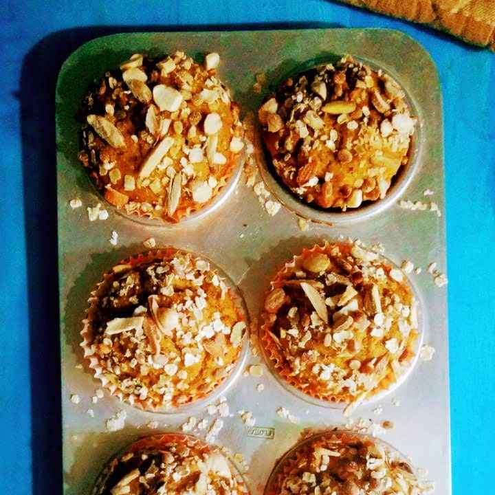 Photo of Breakfast muffins by Reena Andavarapu at BetterButter