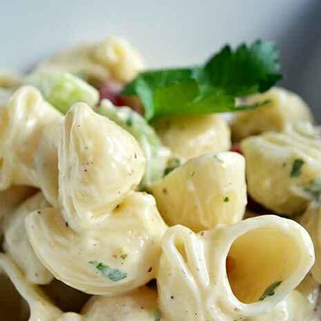 How to make Veg Macaroni Salad