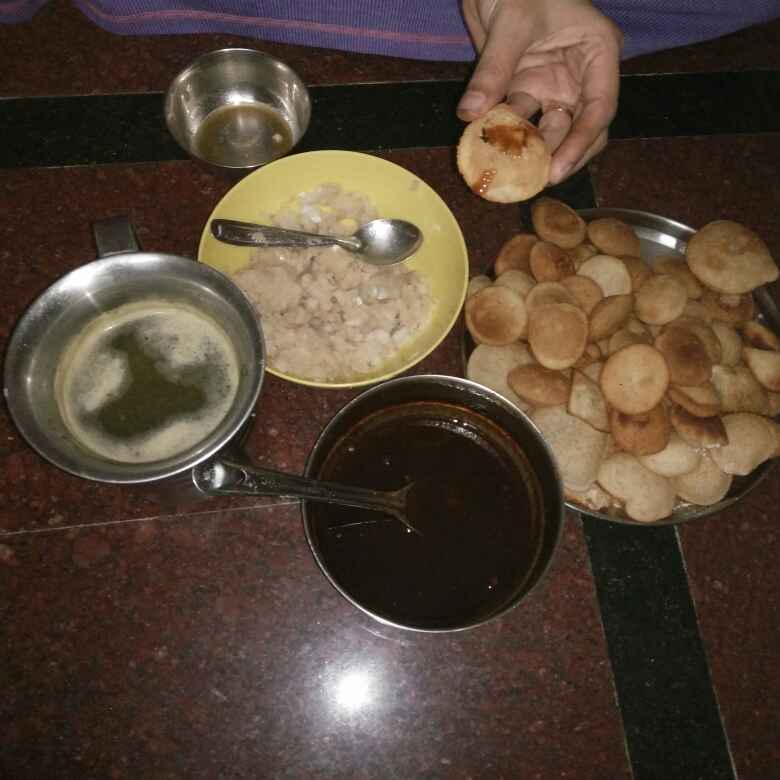 Photo of Pani Puri by Reena Dixit at BetterButter