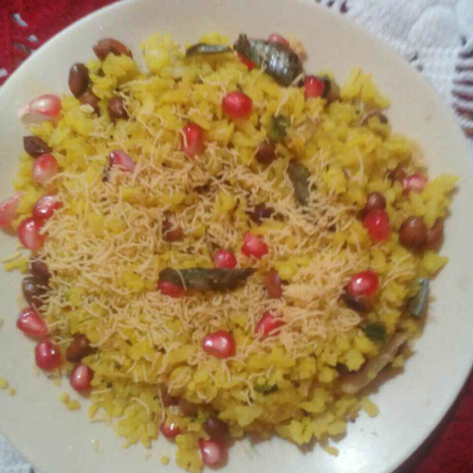 Photo of Poha by Reena Verbey at BetterButter