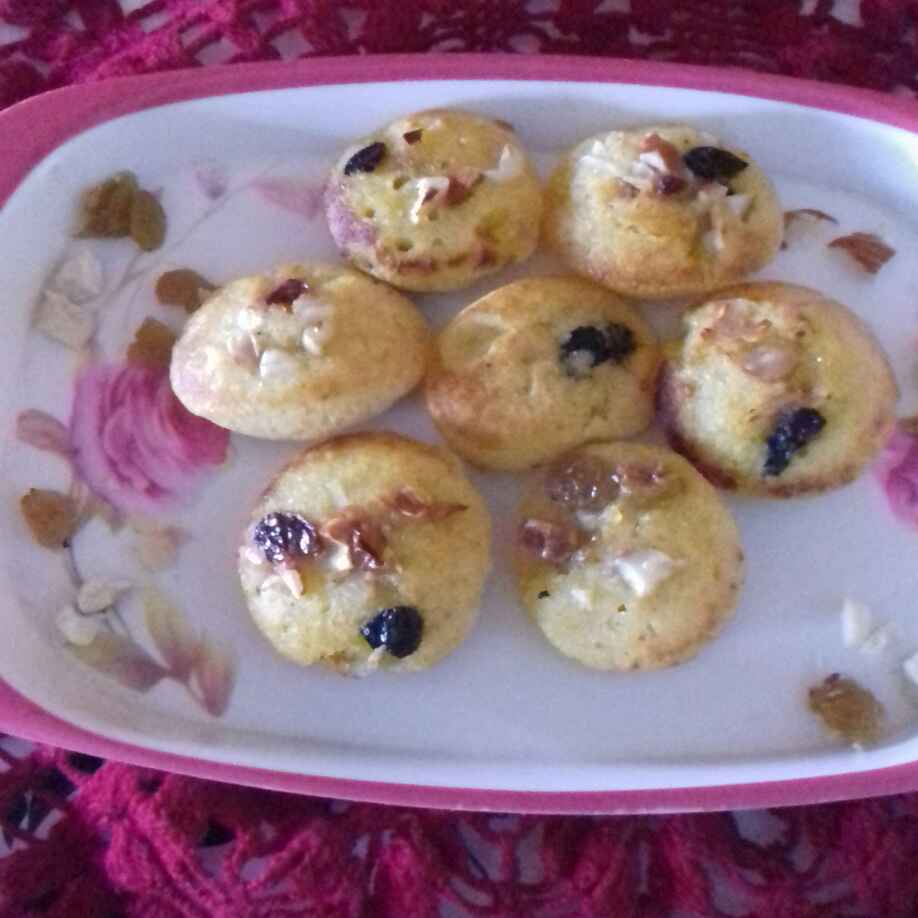 How to make Rava cup cake in appe pan
