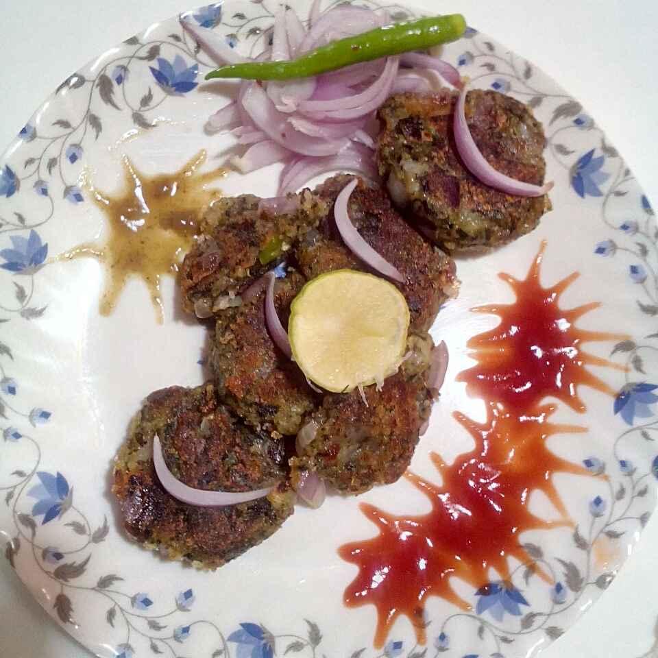 Photo of Hara bhara kabab by Reena Verbey at BetterButter