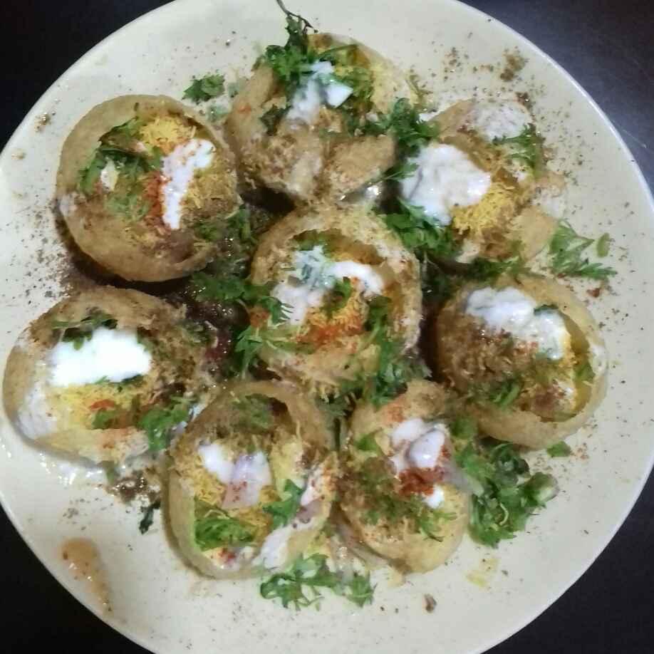 How to make Dahi-Puri