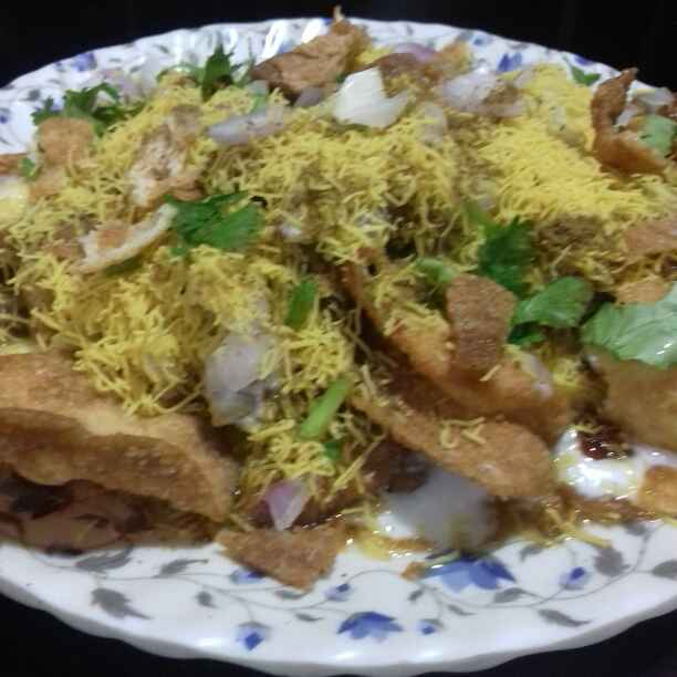 How to make Dahi Papdi Chaat