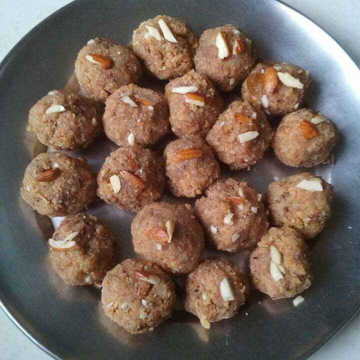 Photo of Traditional coconut laddoo by Reena Verbey at BetterButter