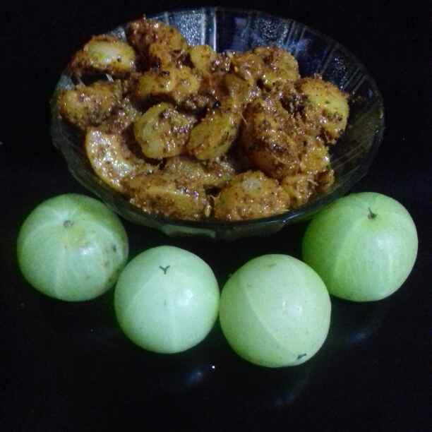 Photo of Amla pickle by Reena Verbey at BetterButter
