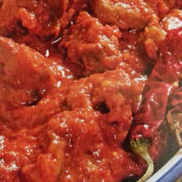 How to make लाल मांस