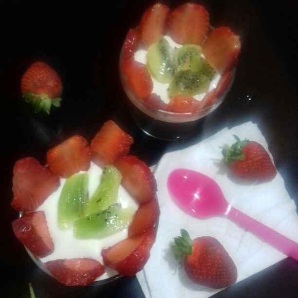 Photo of Fresh fruit pannacotta by Reena Verbey at BetterButter
