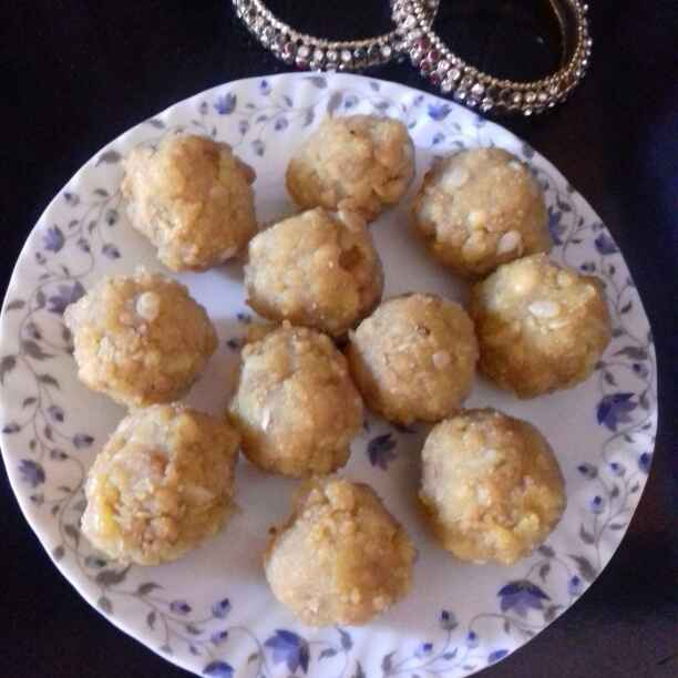 Photo of Rajasthani boondi laddoo by Reena Verbey at BetterButter