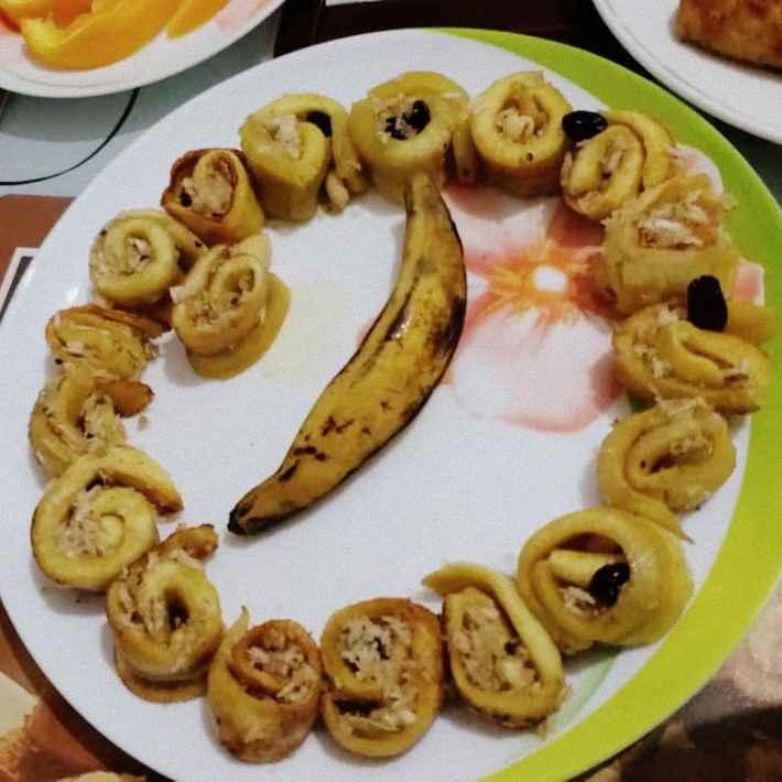 Photo of Banana roll by rejaz shiya at BetterButter