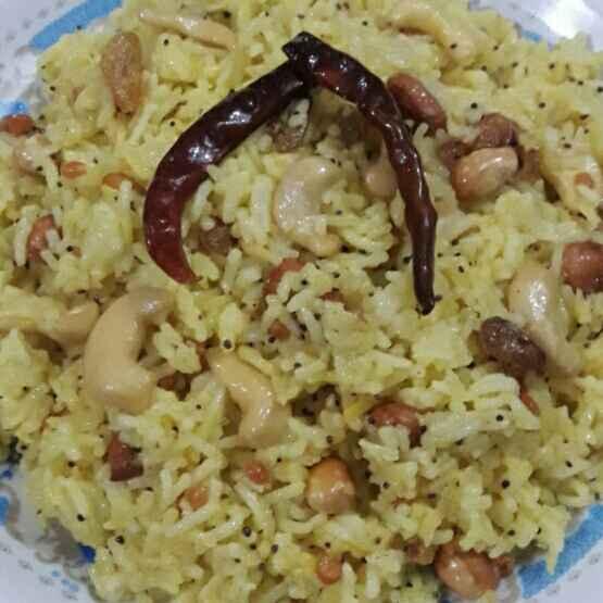 Photo of Shahi lemon rice by rekha goel at BetterButter