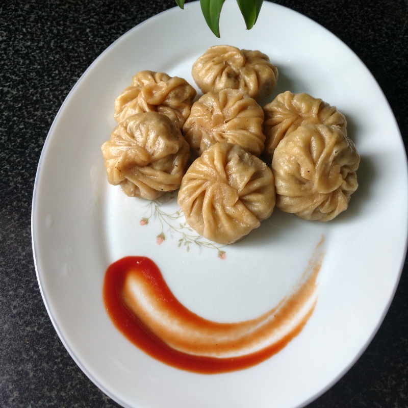 Photo of Honey chicken momos by Rekha Joseph at BetterButter