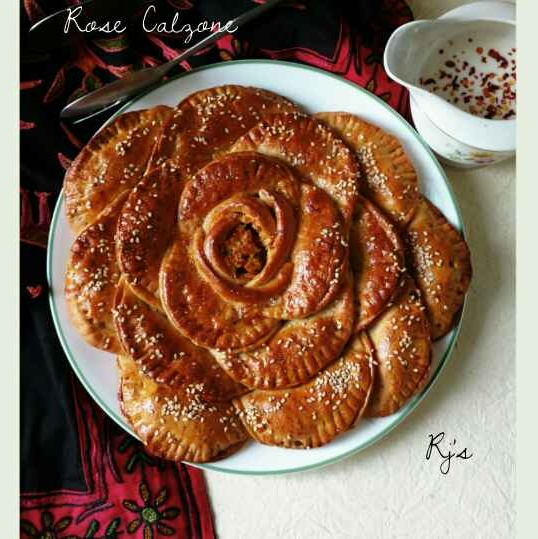 How to make Rose Calzone