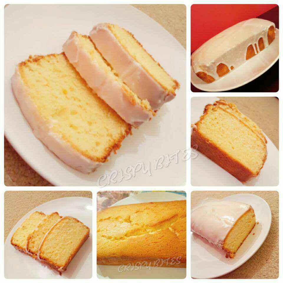 How to make Lemon Pound Cake