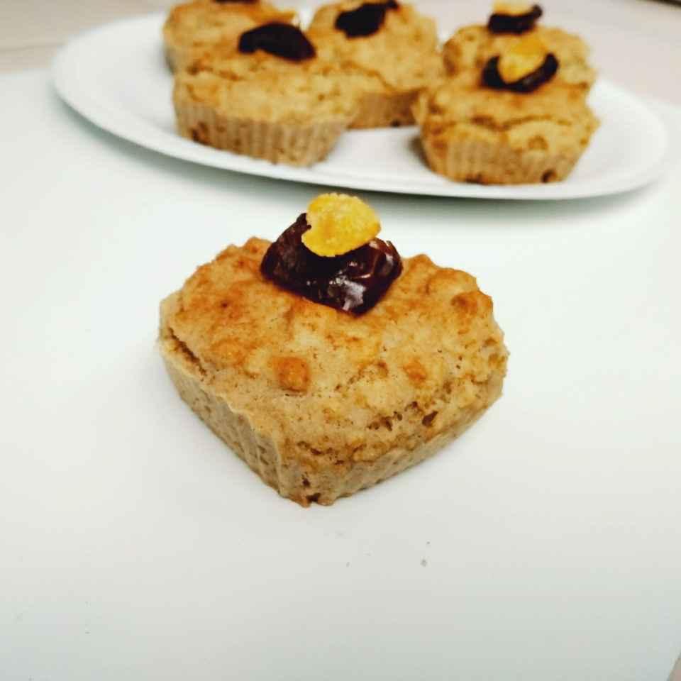 Photo of Jowar Buckwheat Cornflake Muffins - Gluten Free & Eggless by Rekha Unni at BetterButter
