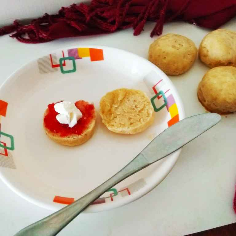 Photo of Classic Scones by Rekha Unni at BetterButter