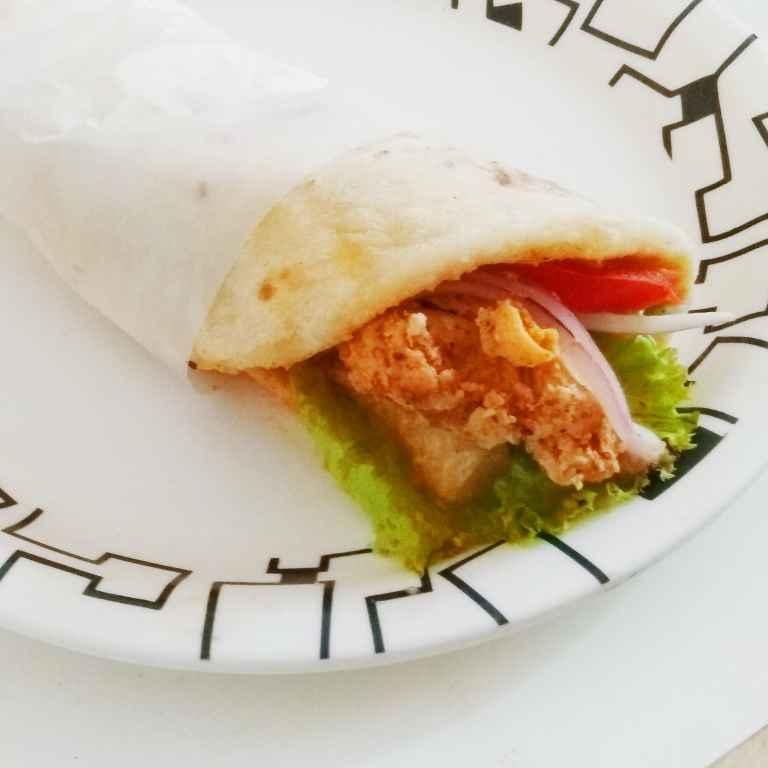 How to make Chicken Shawarma in Pita Bread