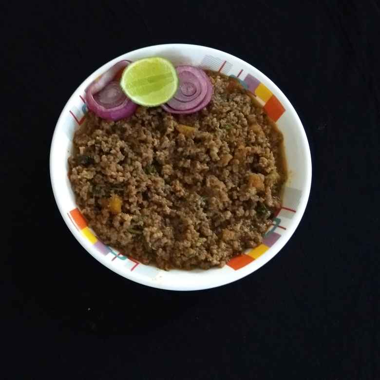 Photo of Mutton Kheema by Rekha Unni at BetterButter
