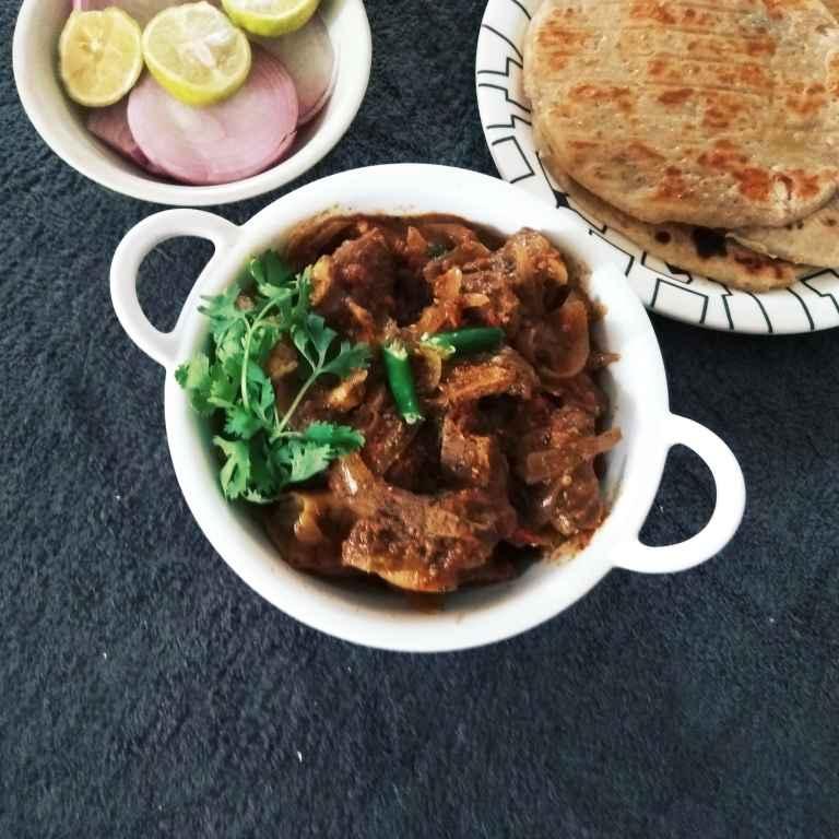 How to make Gosht/ Mutton Karahi