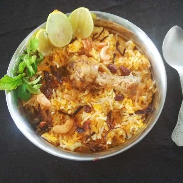 How to make Malabar/Thalassery Chicken Biryani
