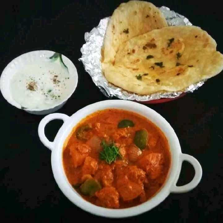 How to make Chicken Tikka Masala and Garlic Naan