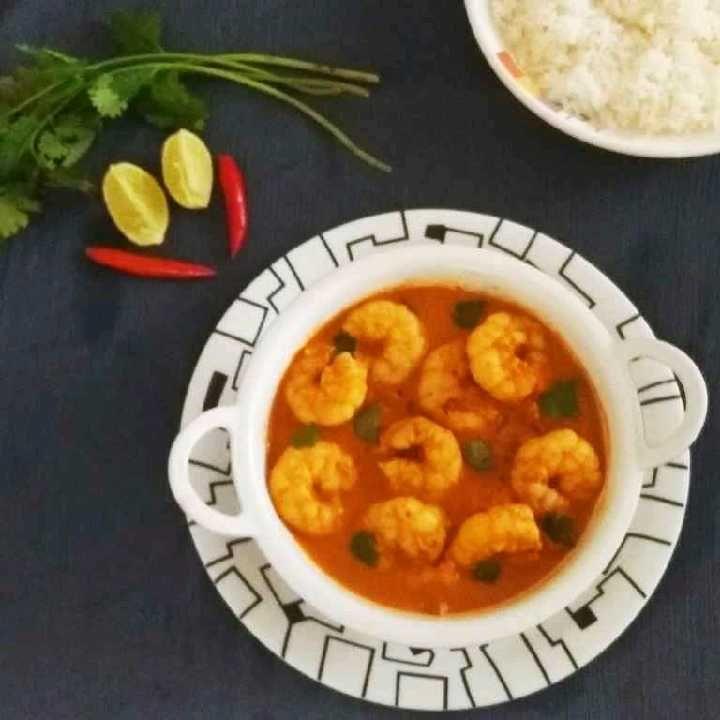 How to make Ambot Tik/ Goan Prawn Curry