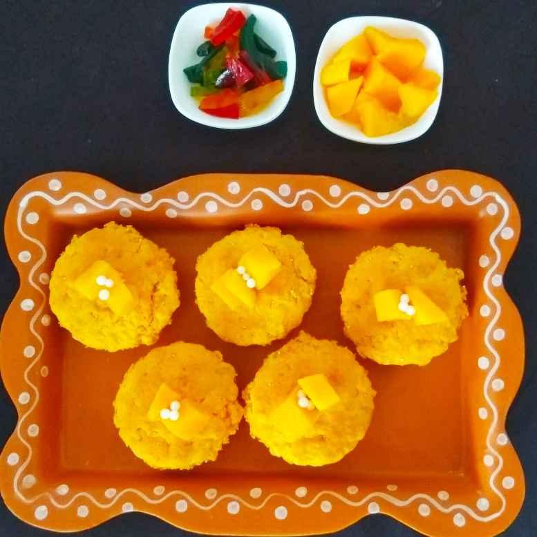 Photo of Mango Ice-cream Muffins by Rekha Unni at BetterButter