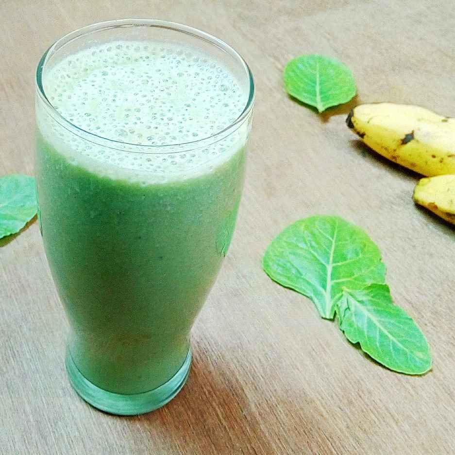 How to make Healthy Spinach Smoothie