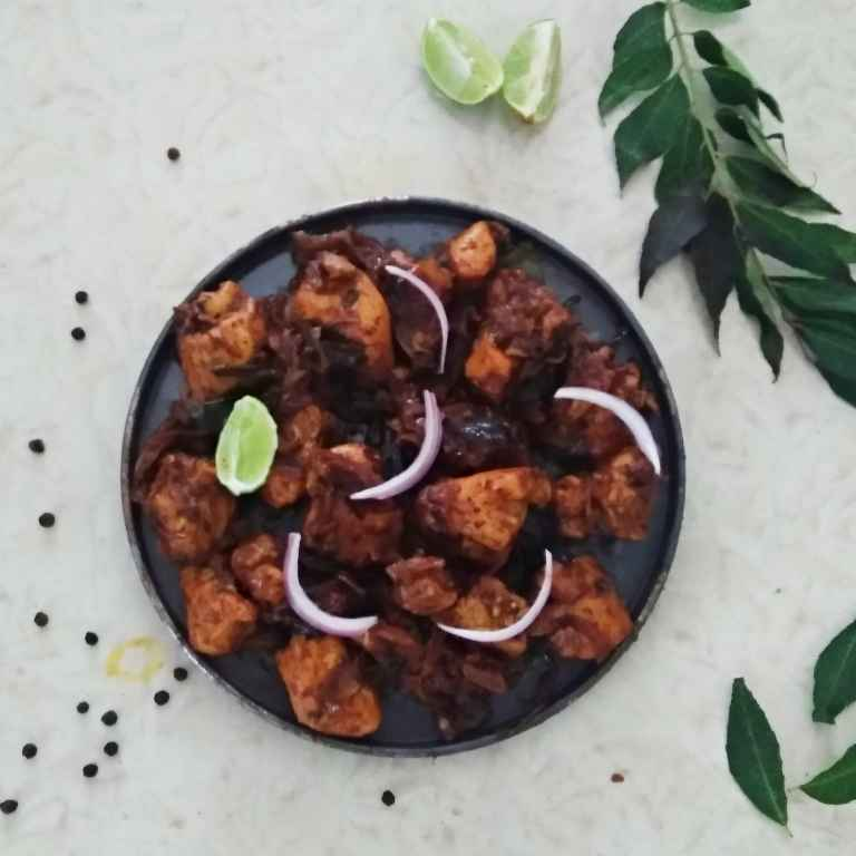 Photo of Pepper Chicken by Rekha Unni at BetterButter